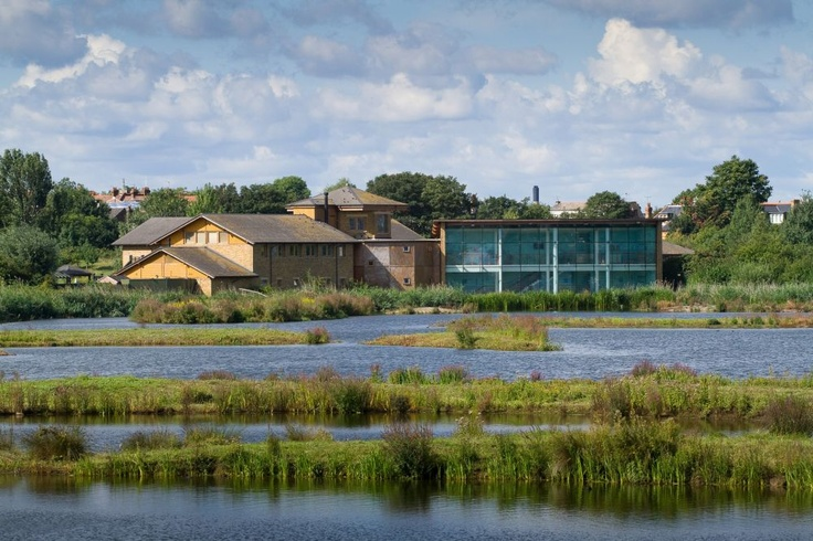 London Wetland Centre - wonderful eco friendly wedding venue close to London