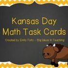Fun math activity for Kansas Day