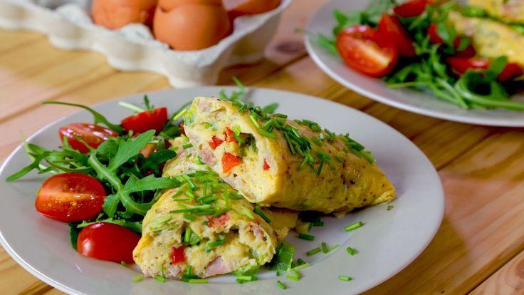 Za týden už může být všechno jinak, tak využijte novoročního odhodlání jíst zdravěji a vyzkoušejte omeletu ze sáčku! Výhody? Ušpiníte jen prkénko na krájení surovin, nesmaží se a přidat do ní můžete v podstatě cokoli.
