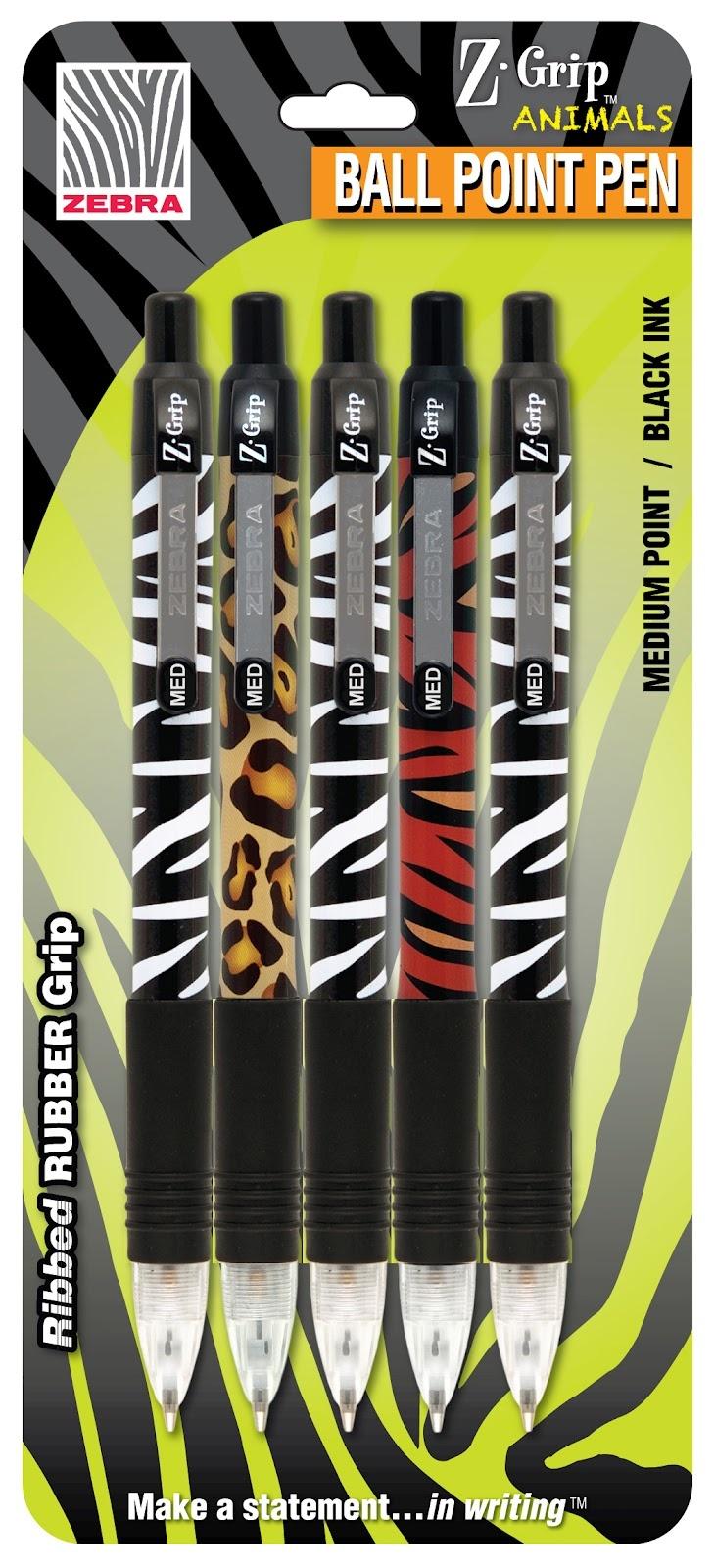 Love The Trendy Zebra Pens! Wholesale Office SuppliesMarker ...