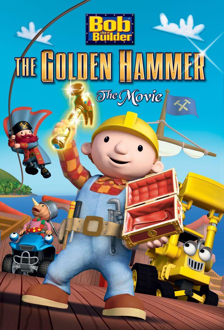 Bob the builder live online dvd rental - Bob The Builder Legend Of The Golden Hammer