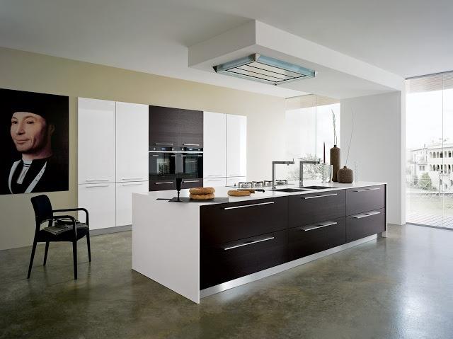 Inspiration Cuisine Design: cuisine bois