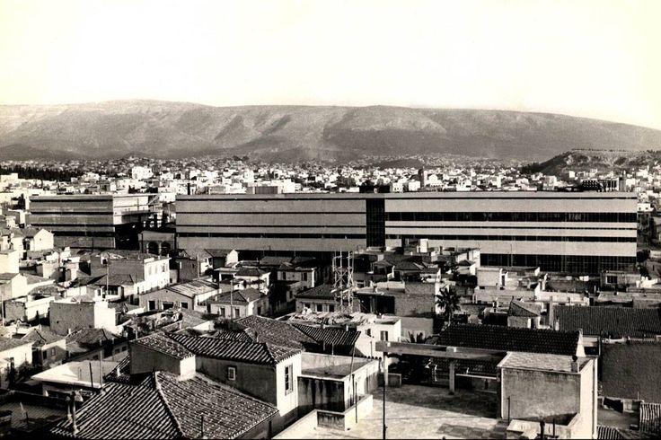 Factory FIX, Athens, Greece, Takis Zenetos