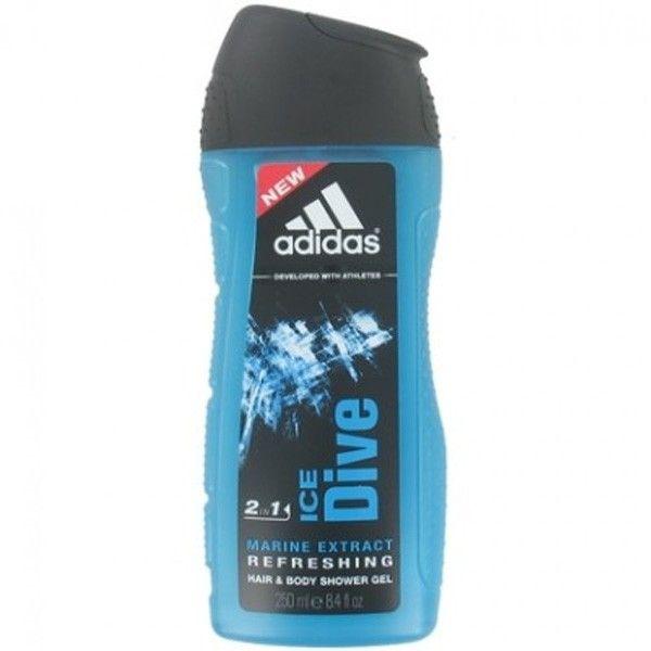 Adidas Douche & Shampoo Men Ice Dive 250ml 3607340723902