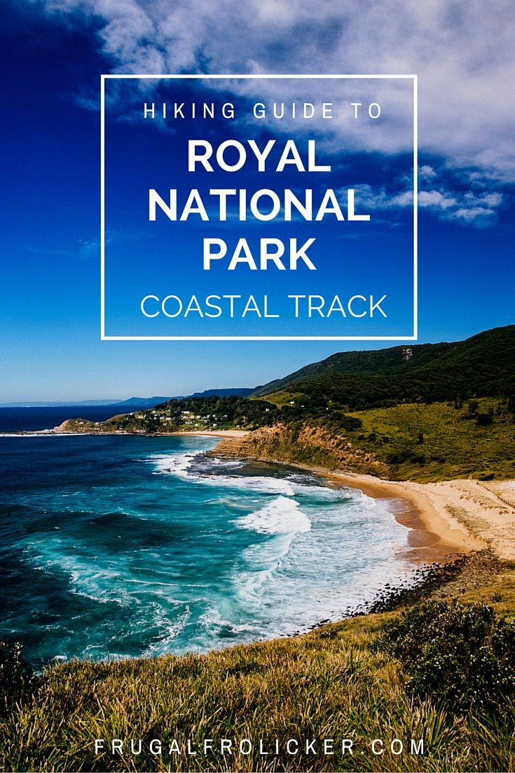 A Guide To Hiking The Royal National Park Coastal Track