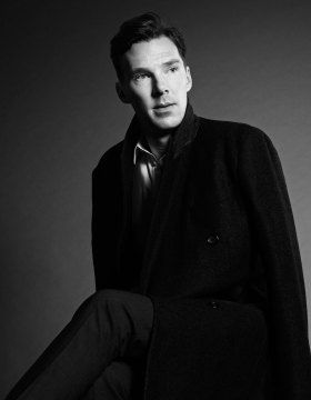CONGRATS to Benedict Cumberbatch who's on TIME's list of the world's most influential people!
