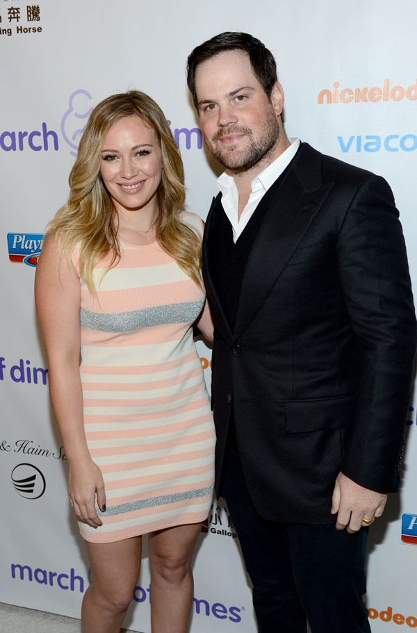 Hilary Duff Files For Divorce After Mike Comrie Reportedly Propositions OtherWoman
