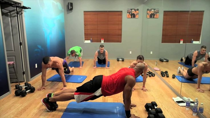 Shoulders, Biceps & Triceps - Free Shaun T Workout