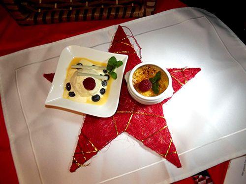 Eierlikör Rezept: Weihnachtliche Creme Brûlée mit Eierliköreis - Dessertrezepte - VERPOORTEN