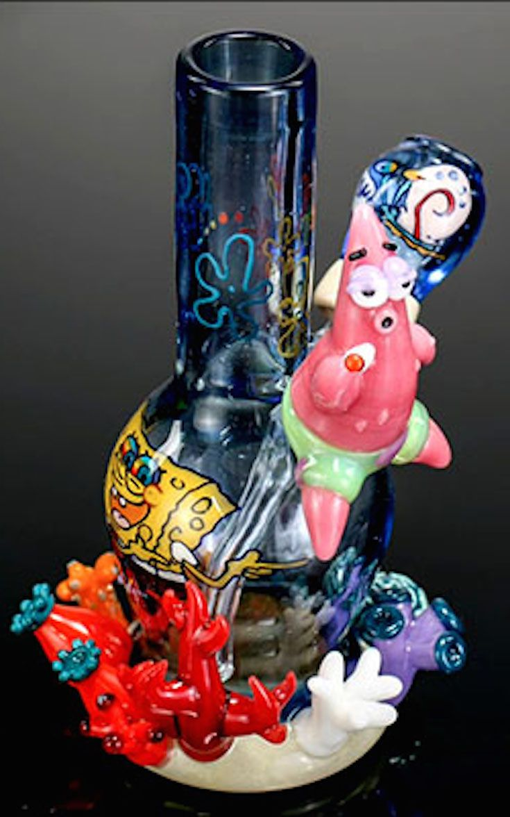 10 Bongs Straight Out Of Your Childhood That Scream Nostalgia