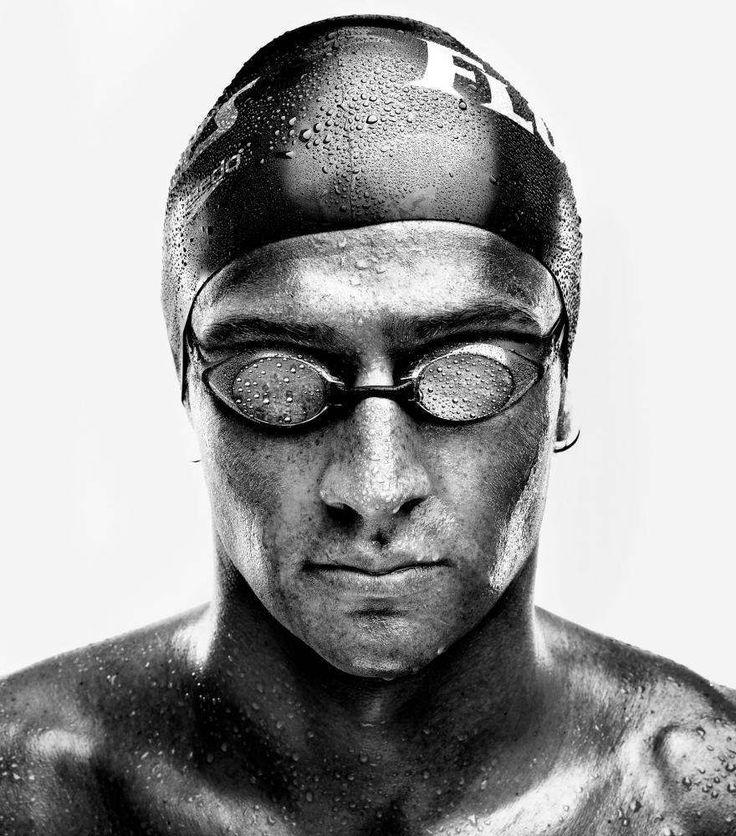 Portrait: Ryan Lochte | by Marco Grob ( website: marcogrob.com ) #photography #marcogrob
