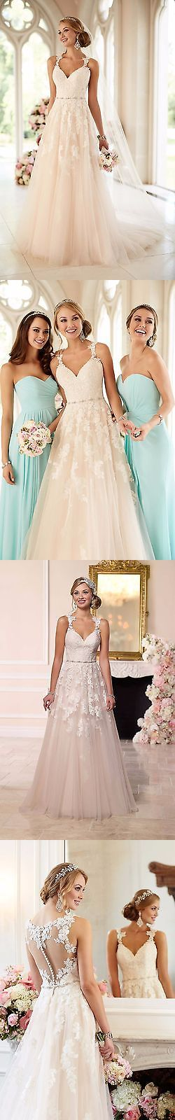 Wedding Dresses: 2016 White Ivory Tulle Bridal Gown Wedding Dress Custom Size 4-6-8-10-12-16-18+ -> BUY IT NOW ONLY: $110 on eBay!