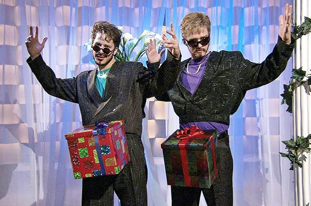 Justin Timberlake's Most Memorable Film & TV Roles: Saturday Night Live - D--k in a Box - 2006