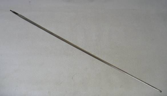 DA1PR Practice Rapier blade