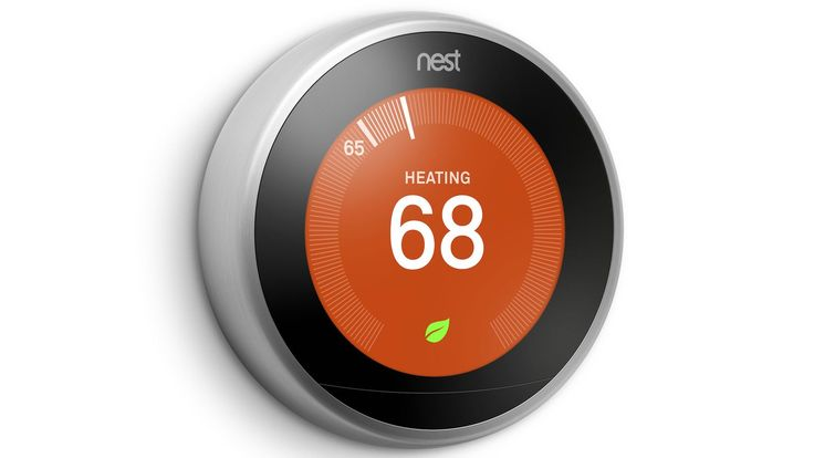 Nest's new thermostat has a bigger and better display | The Verge