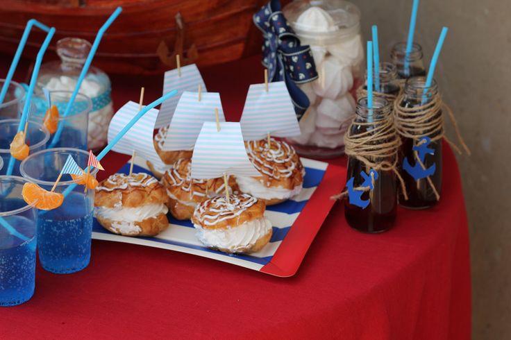 1 Birthday, sea theme, anchor, food, candy bar, marshmallow, cakes, marmalade, cake, sail, якорь, морская тема, вечеринка в морском стиле, Первый день рождения, детский день рождения, закуски, еда, праздничный стол, сладкий стол, зефир, пирожные, мармелад, торт, парус