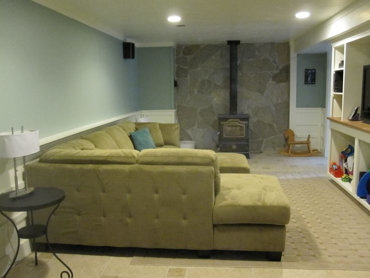 Basement Living Room Basic And Relaxing For The Home Classy Basement Living Rooms Design Inspiration