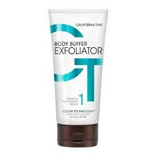Calfornia Tan Body Buffer Exfoliator