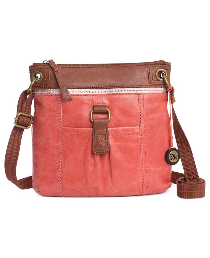 The Sak Handbag, Kendra Crossbody - Handbags & Accessories - Macys