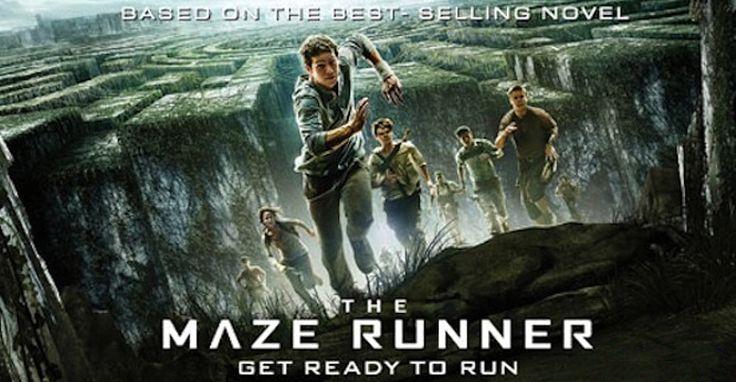 The Maze Runner wall