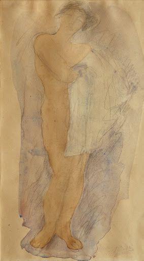 Sabemos que, antes de ser escultor, la vocación artística de Rodin se  manifestó a través de su interés por el dibujo. Por un lado, lo consideraba  el medio ...