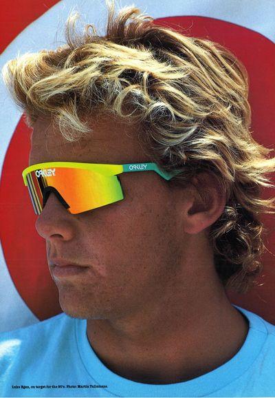 Maui Jim Warranty >> VINTAGE OAKLEY RAZOR BLADES 80s | Looks | Pinterest | Oakley
