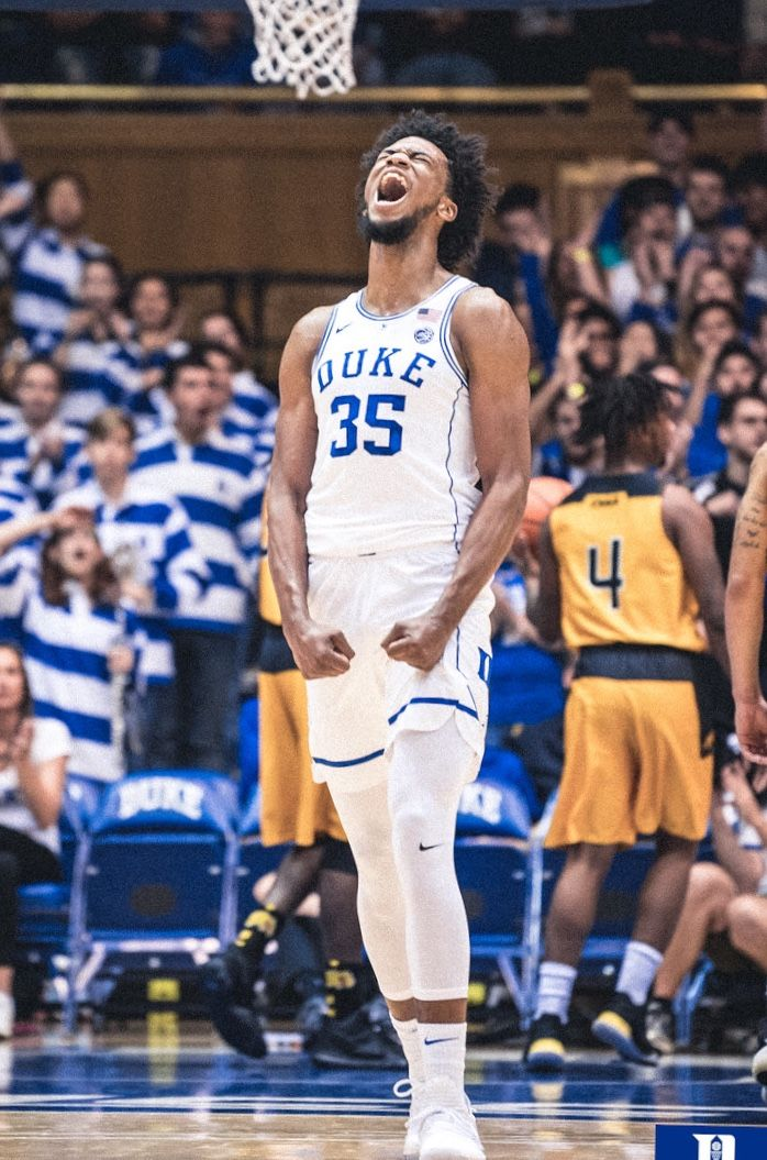 fbab3db7a Marvin Bagley. Find this Pin and more on Duke blue devils ...
