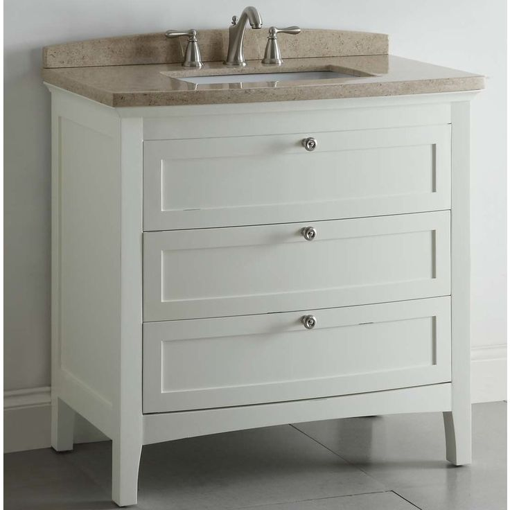 lowes white bathroom vanity shop allen roth windleton 36 in x 22 in white single 19361
