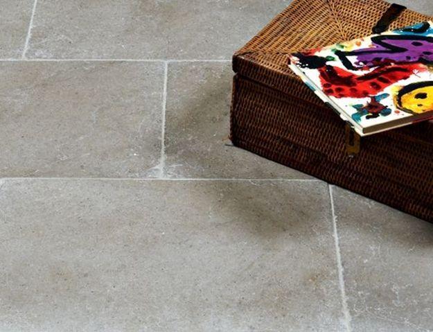 Dorset Limestone Tiles - Tumbled