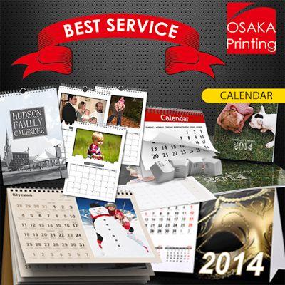 Osaka Printing: KALENDER