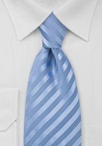Elegant Cornflower Blue Necktie
