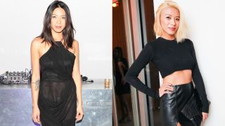 Chic Blonde Ambition; the best celebrities who pull off  platinum perfectly:May Kwok