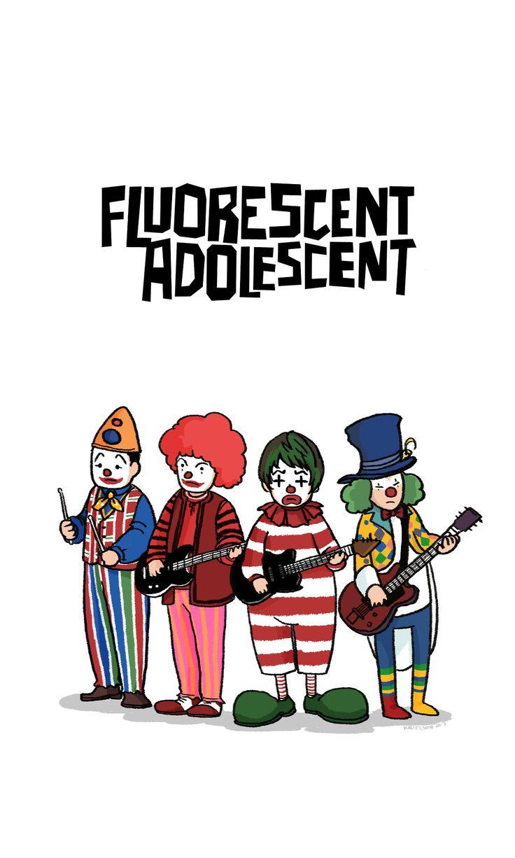 Arctic Monkeys - Fluorescent Adolescent                                                                                                                                                                                 Mais