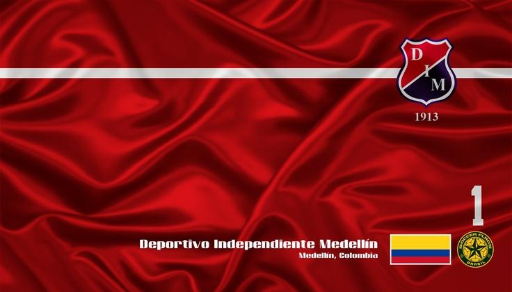 Deportivo Independiente Medellín - Veja mais Wallpapers e baixe de graça em nosso Blog. http://ads.tt/78i3ug
