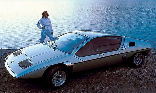 1971 Matra Laser by Michelotti
