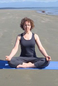 Sukhasana - The Easy Pose