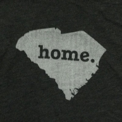 The Home. T - South Carolina Home T, $25.00 (http://www.thehomet.com/south-carolina-home-t-shirt/)