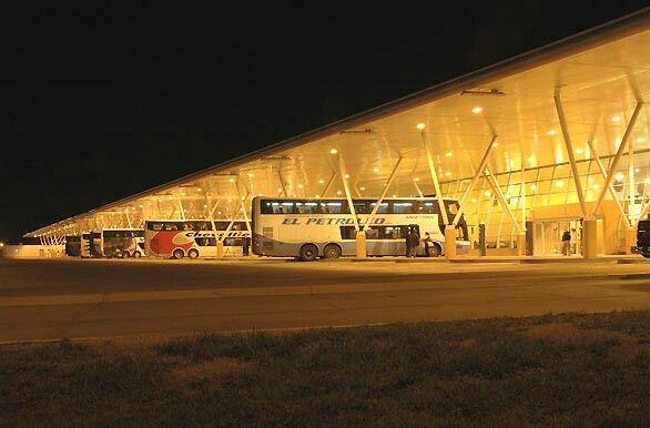 Terminal de Ómnibus de Neuquen