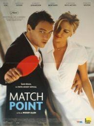 Match Point, un film de Woody Allen