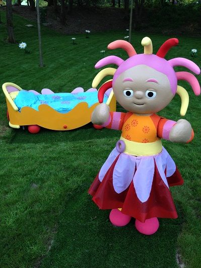 14 best The Night Garden at Cbeebies Land images on Pinterest ...