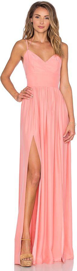 Amanda Uprichard Rio Maxi Dress on ShopStyle