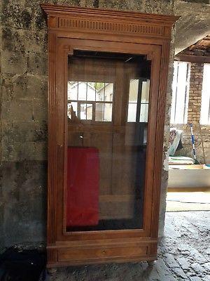 biblioth que haute louis philippe travaill e haute et peu. Black Bedroom Furniture Sets. Home Design Ideas