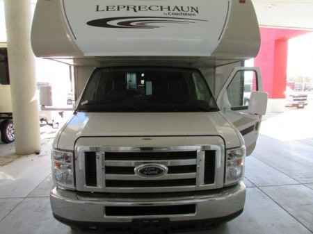 2016 New Coachmen Leprechaun 260DSF Class C in Minnesota MN.Recreational Vehicle, rv, 2016 Coachmen Leprechaun 260DSF, WOW What a great floor plan in a class C A/C, awning, Generator and all the creature comforts of home. Call today and schedule a test drive or a private showing today!