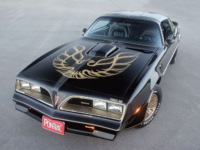 1977 Trans Am - Maybe this should also go under my Dream Cars list :)-my dad's first car in cherry red