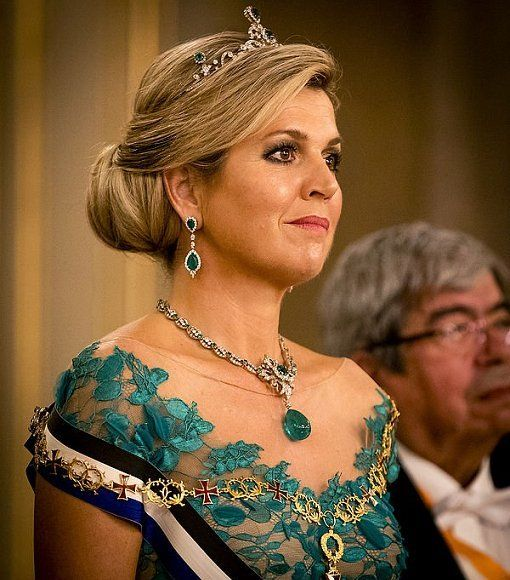 Portugal visit of Queen Maxima and King Willem Alexander
