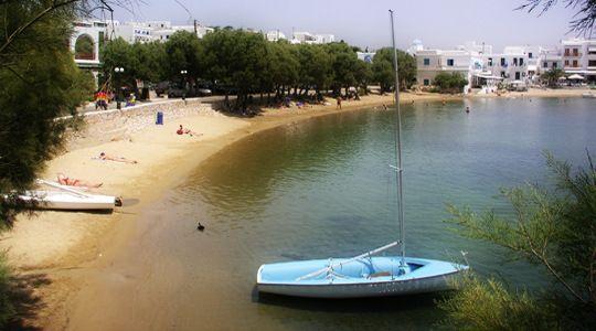Golden Sandy beach... Piso Livadi, Paros http://blog.aloniparos.com/2013/05/enjoy-piso-livadi.html