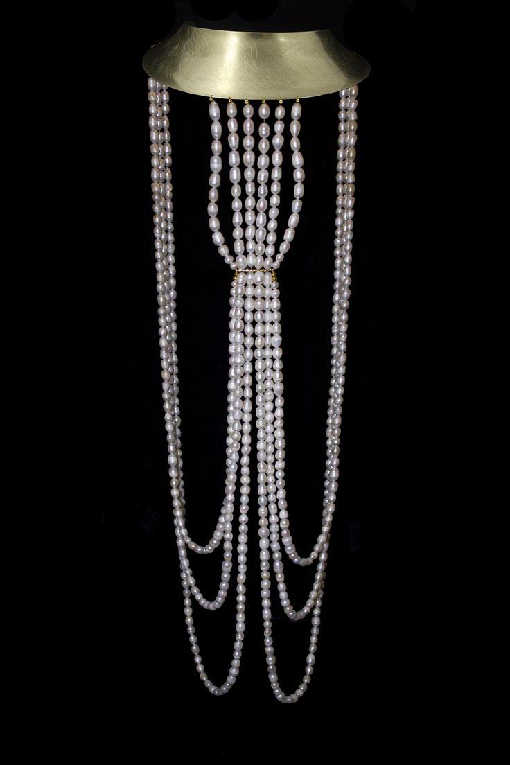Princess Turandot necklace