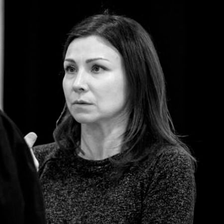 Please don't yell at Anita Hegh - The Crucible