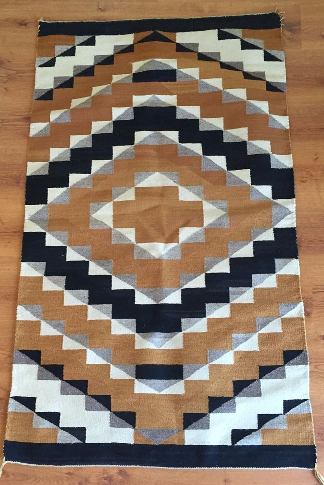 Find best value and selection for your s Vintage Navaho Weaving 35 x 61  Antique Navajo Rug Textile search on eBay. Worldu0027s leading marketplace.