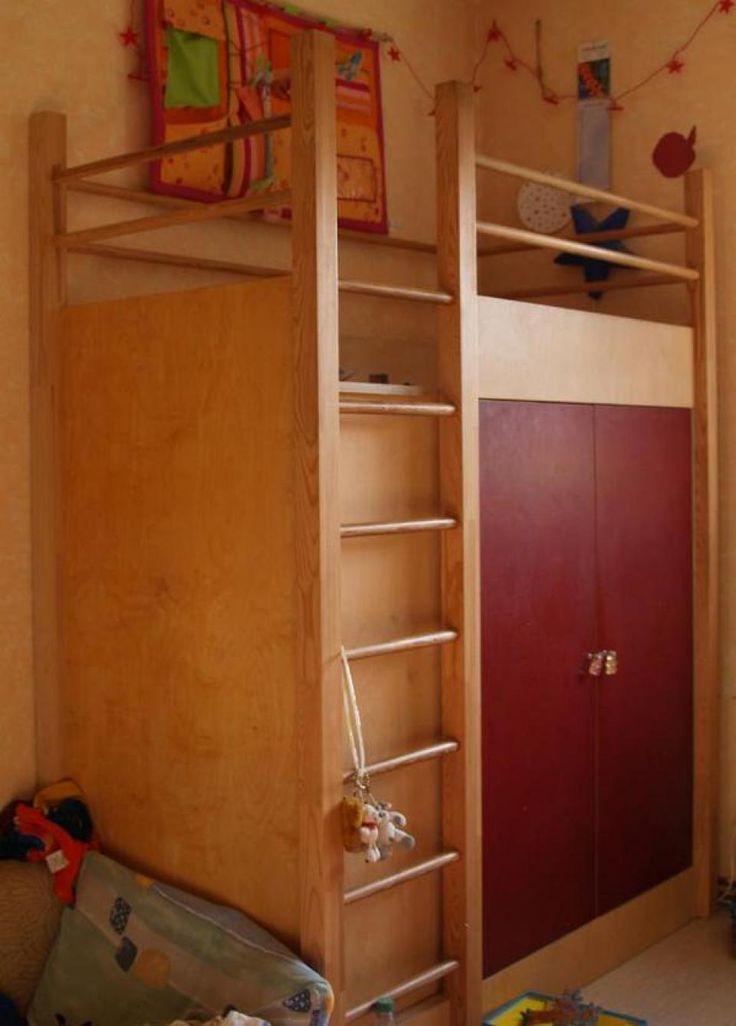 Luxury Kinder Hochbett Schrank Kinder Jugendzimmer aus Berlin K penick